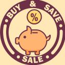 Обложка канала @BuySave
